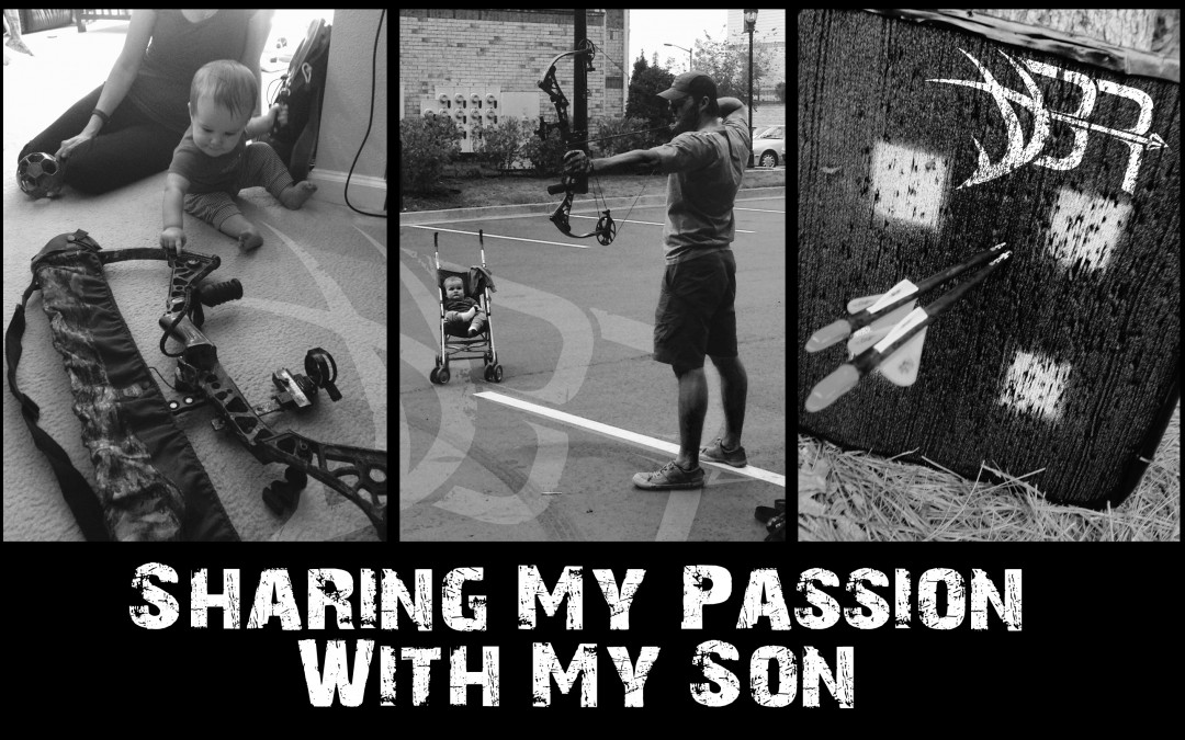 Sharing My Passion With My Son