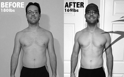 Bowhunter Back In Shape – Before / After Results