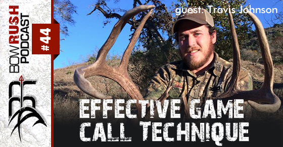 BR044 game call techniques